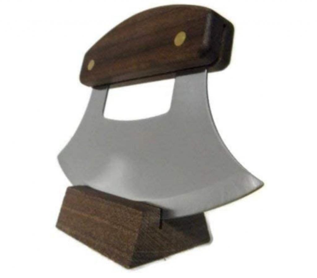 Arthritis Kitchen Tools - Alaskan Ulu Knife
