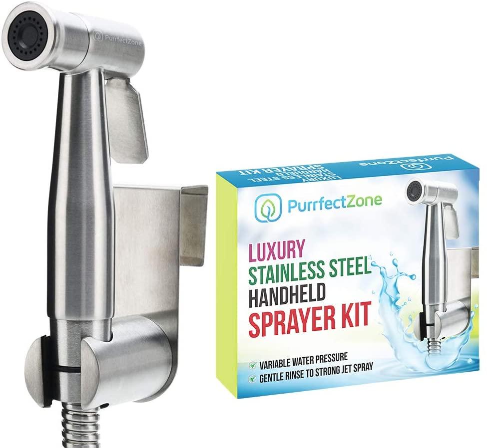 Purrfect Zone Bidet Sprayer Product Image