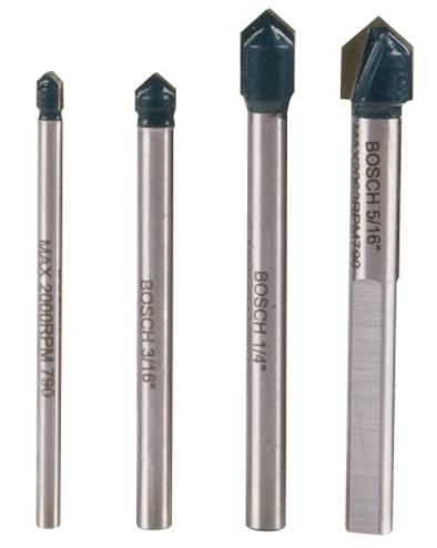 Bosch Tile Drill Bit Set