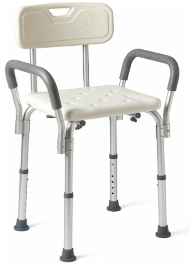 Standard Shower chair with arms