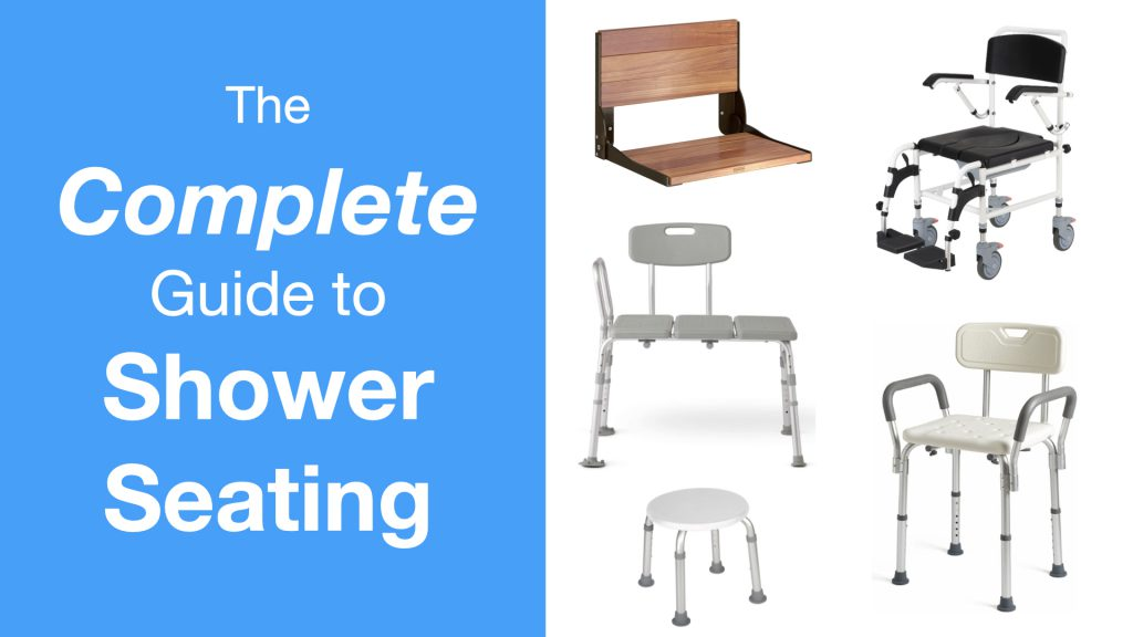 The Complete Guide to Shower Seating Thumbnail