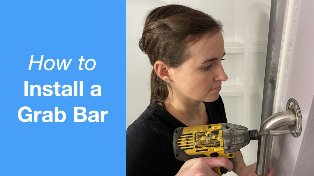 How to Install a Grab Bar thumbnail